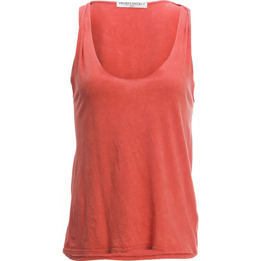 Project Social T Badlands Tank Top - Womens
