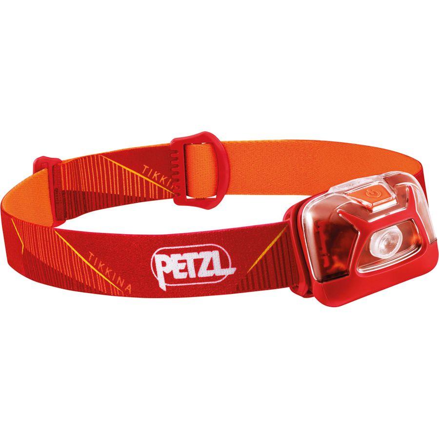 Petzl - Tikkina Headlamp - Orange