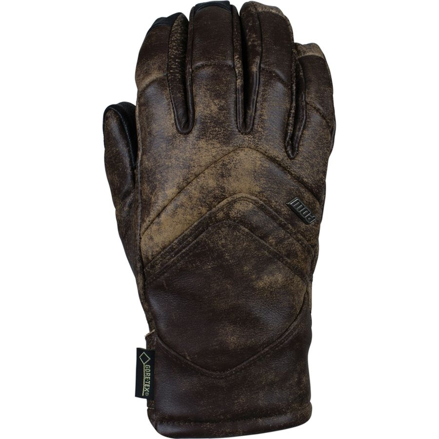 Osprey mens leather gloves - Pow Gloves Stealth Gtx Glove Men S Distressed