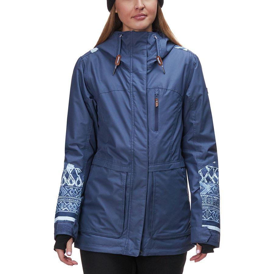 61586936e60 Roxy Andie Hooded Jacket - Women's
