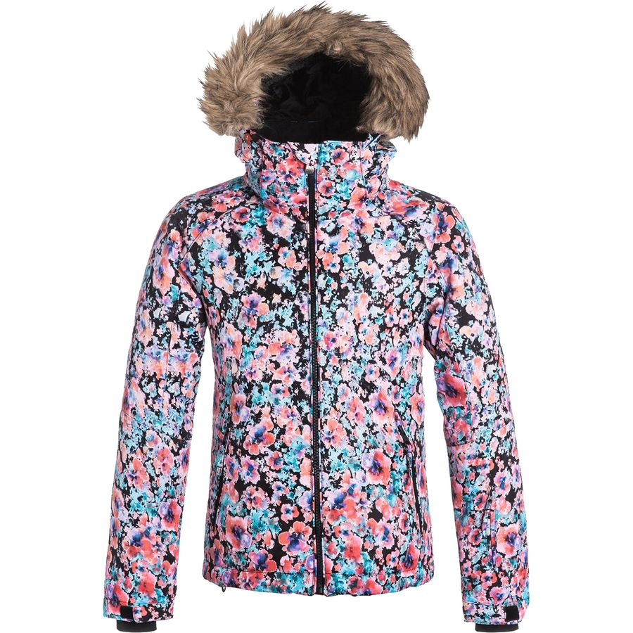 Roxy American Pie Print Jacket Girls Backcountry Com