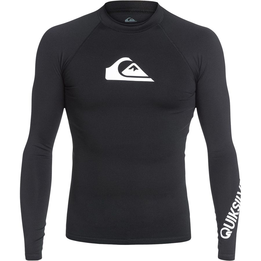 Quiksilver All Time Rashguard - Mens