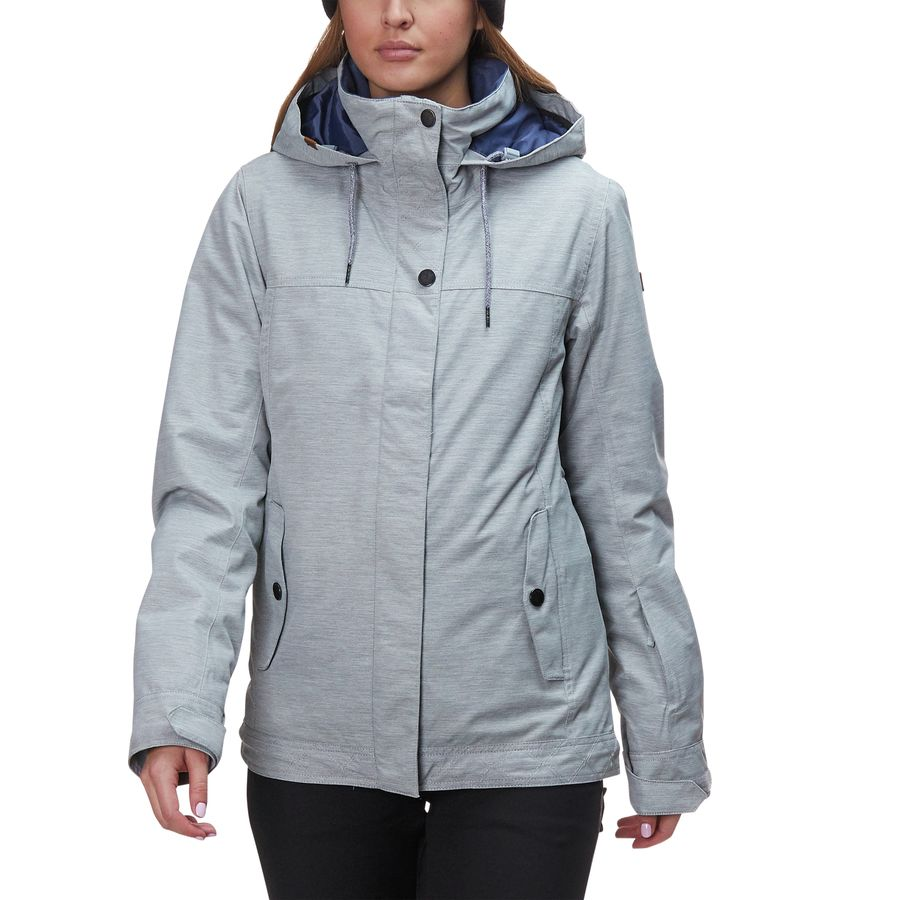 Roxy Billie Hooded Jacket - Women s  9e276c767