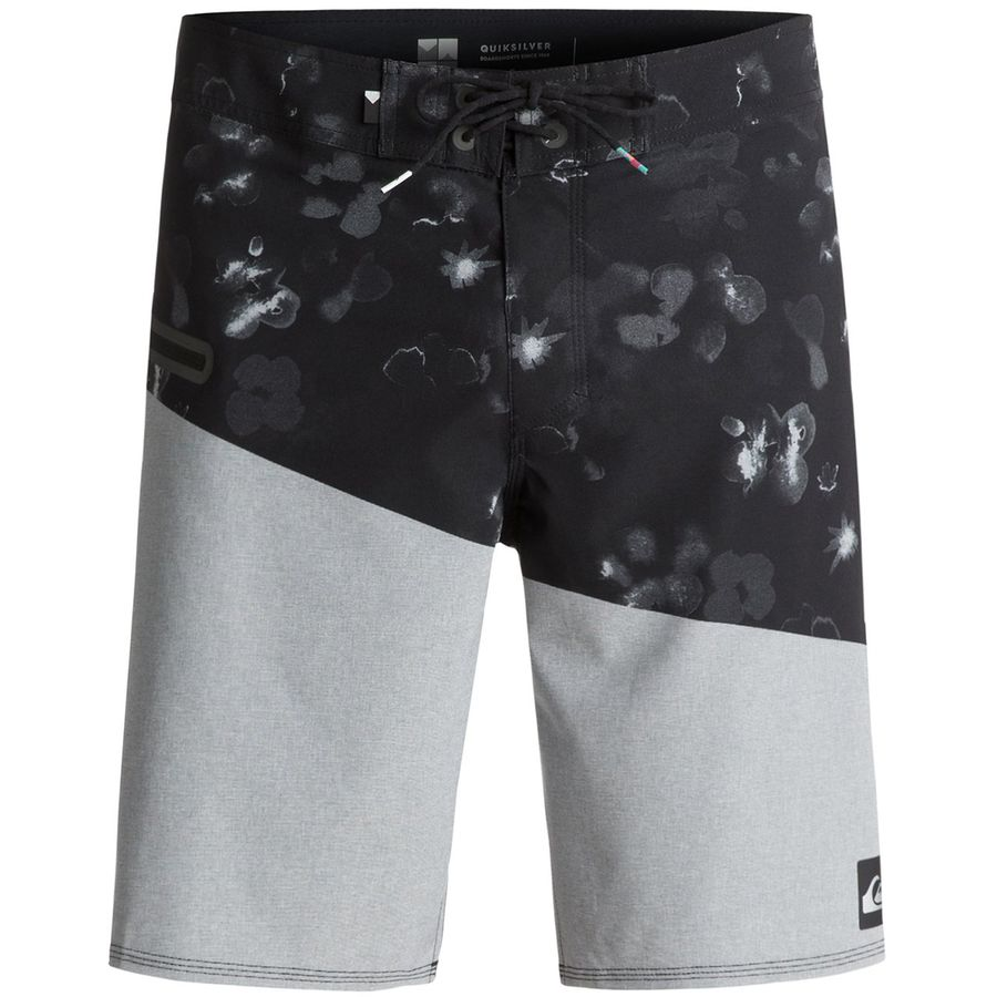 Quiksilver Slash Print 20 Board Short - Mens