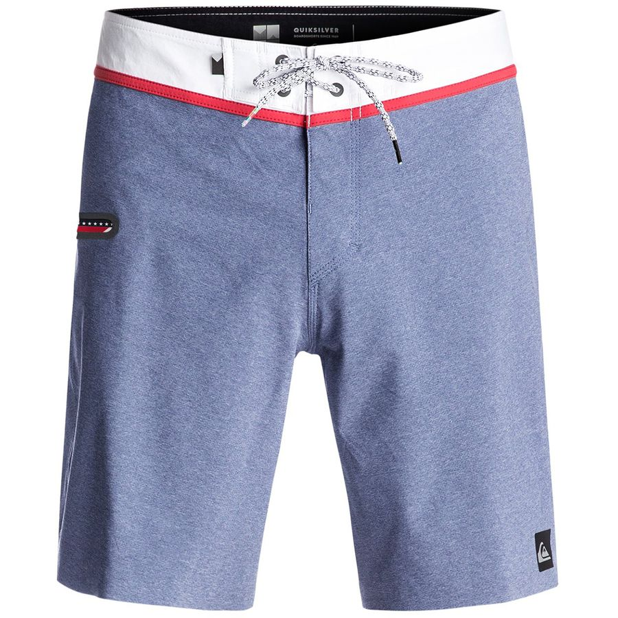 Quiksilver The Vee 19 Board Short - Mens