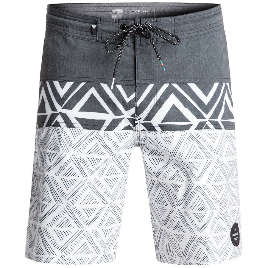 Quiksilver Panel 19 Beachshort  - Mens