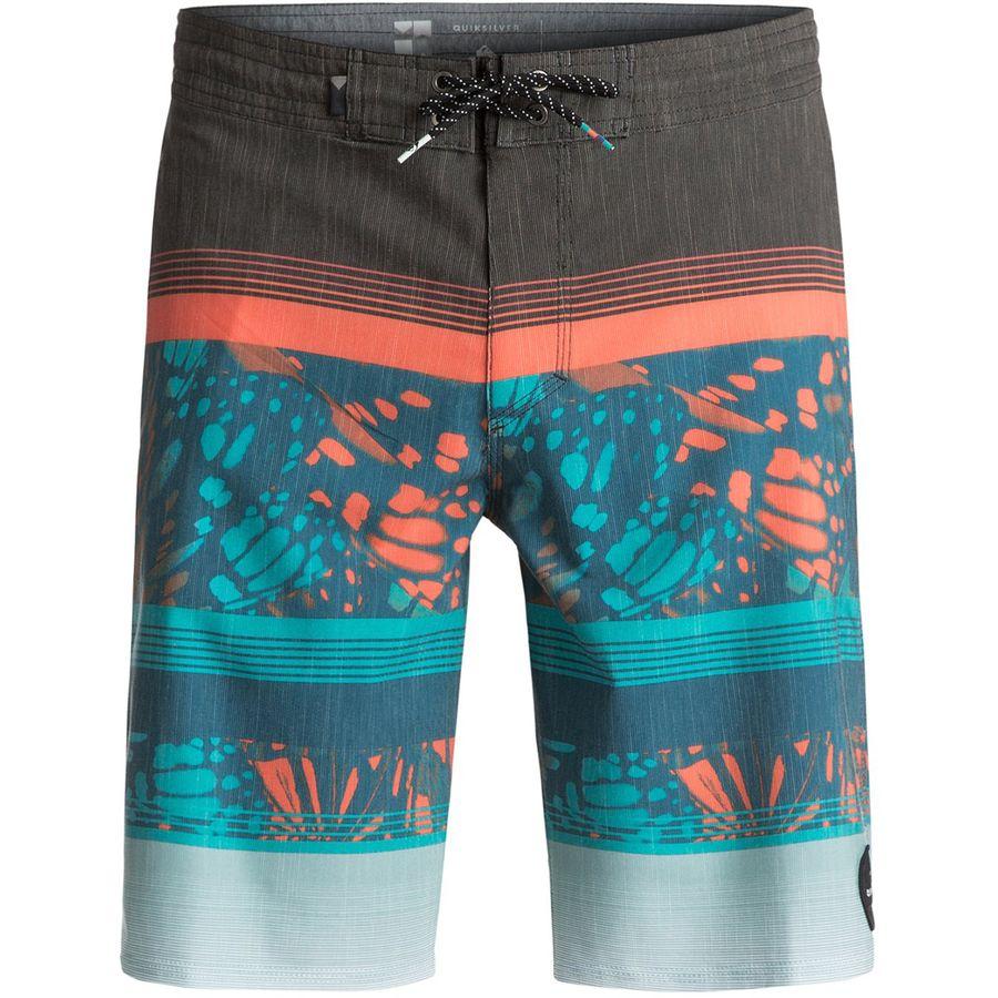 Quiksilver Swell Vision Print Beachshort 20 Board Short - Mens