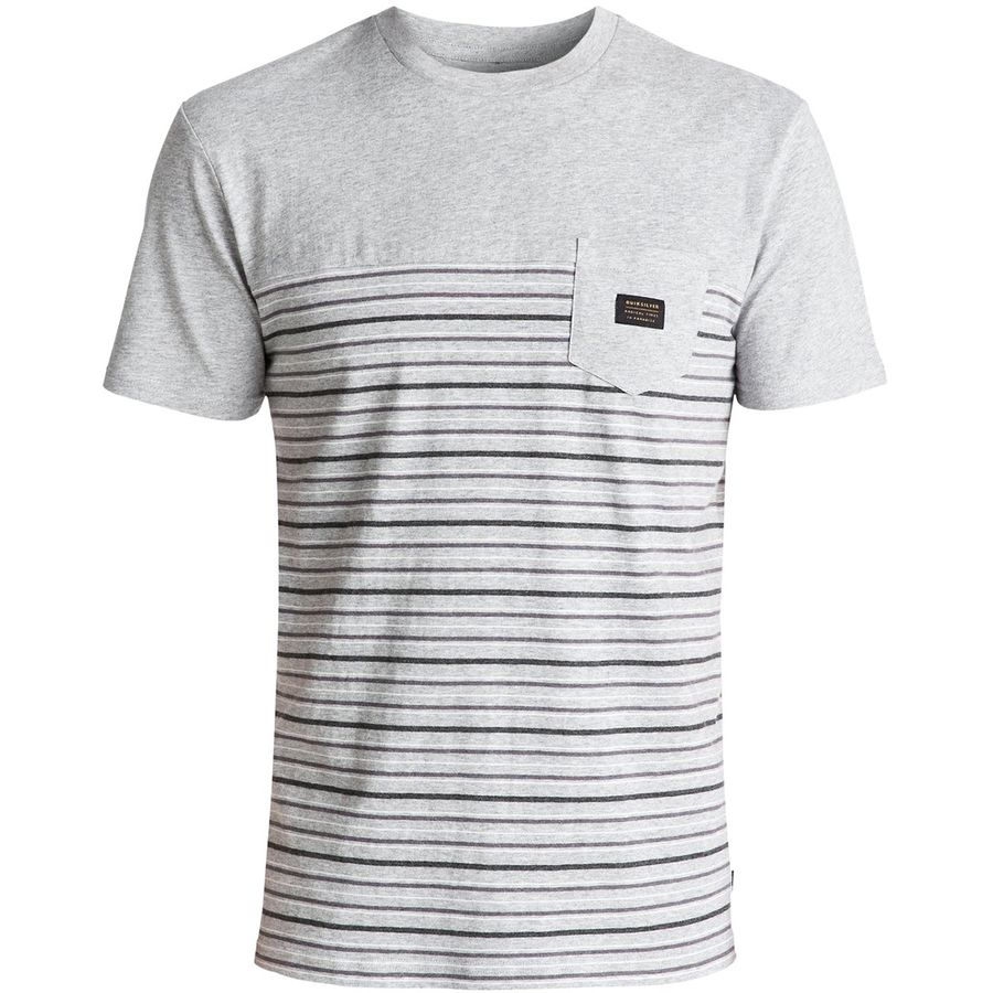 Quiksilver Full Tide Update T-Shirt - Mens