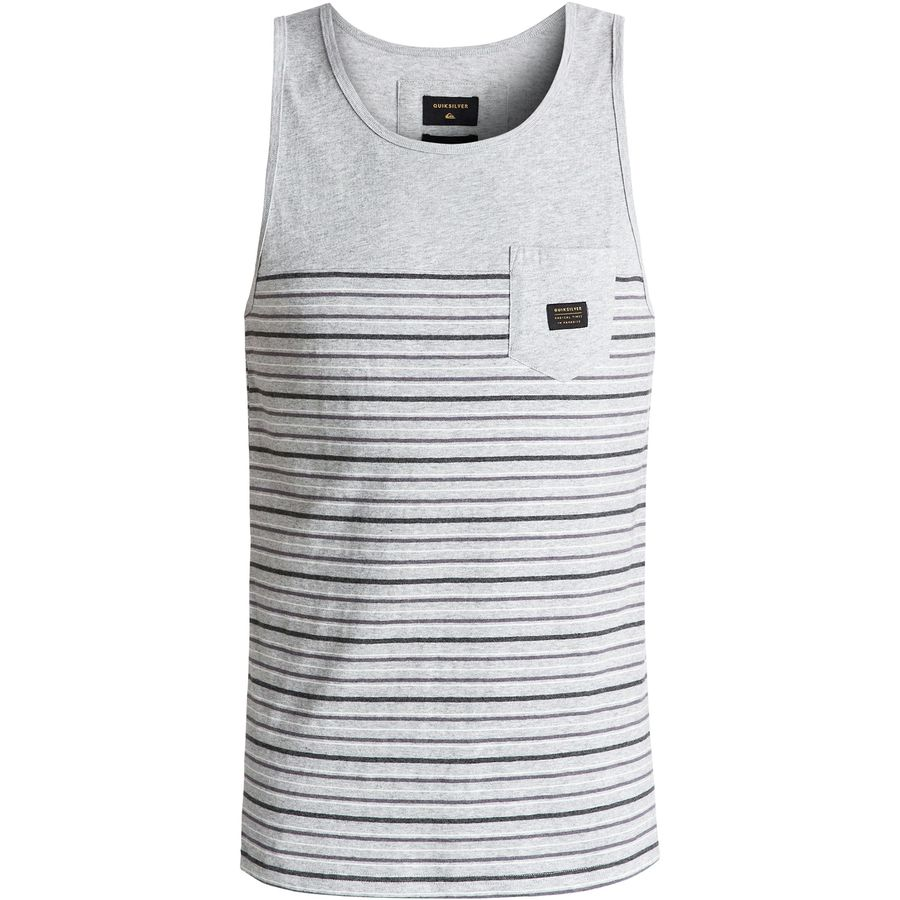 663840736ad7e3 Quiksilver - Full Tide Tank Top - Men s -