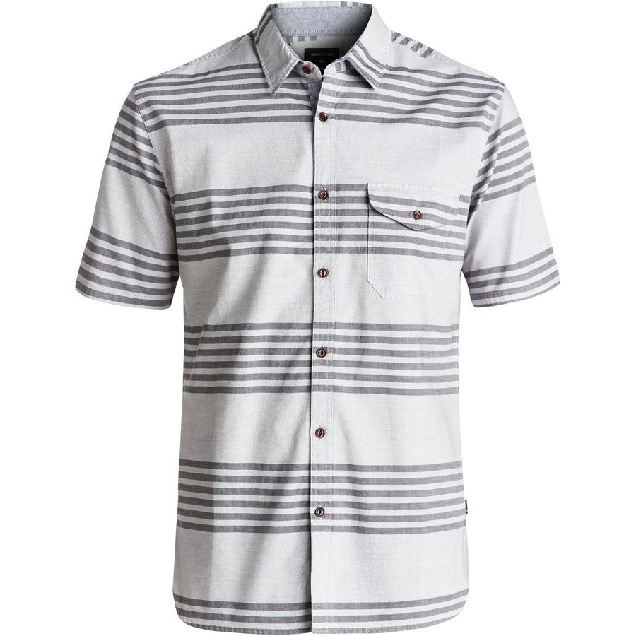 Quiksilver Srut Box Shirt - Mens