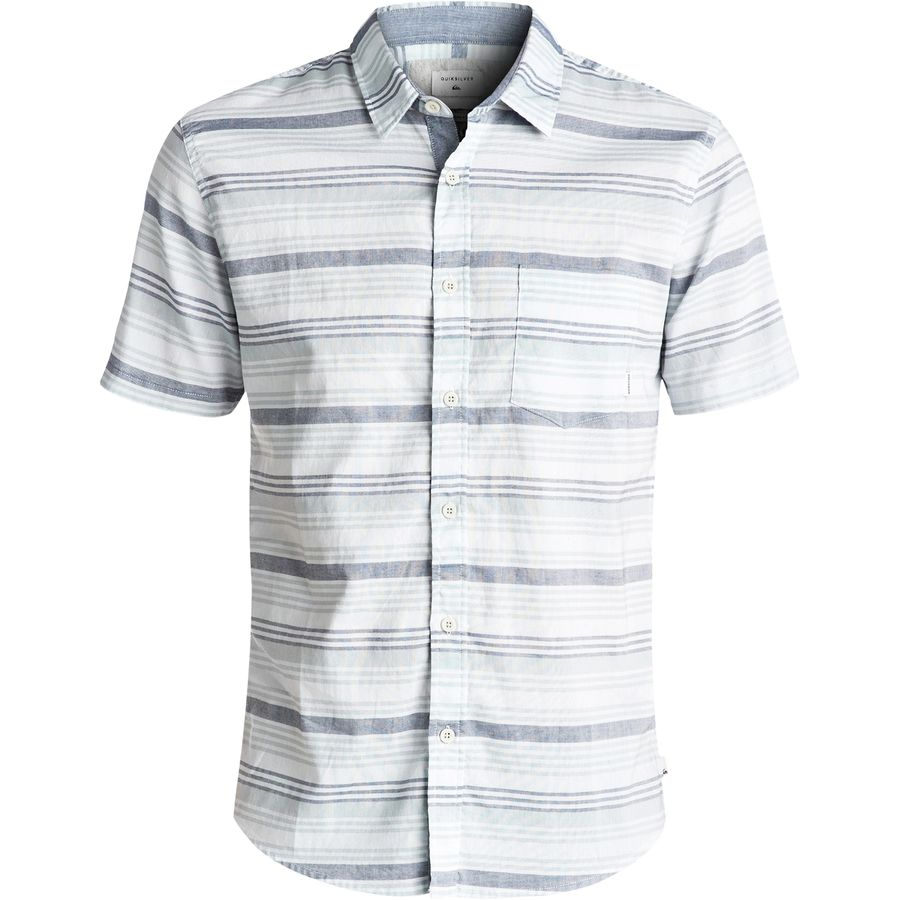Quiksilver Aventail Shirt - Mens