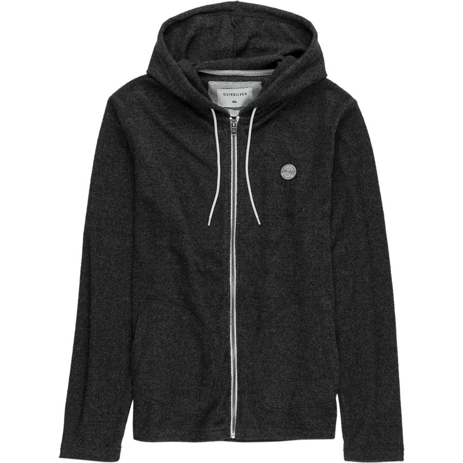 Quiksilver After Surf Full-Zip Hoodie - Mens