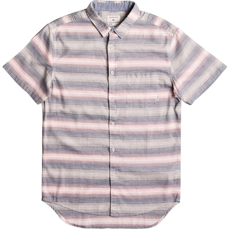 Quiksilver Aventail Shirt - Button-Down Shirt - Mens