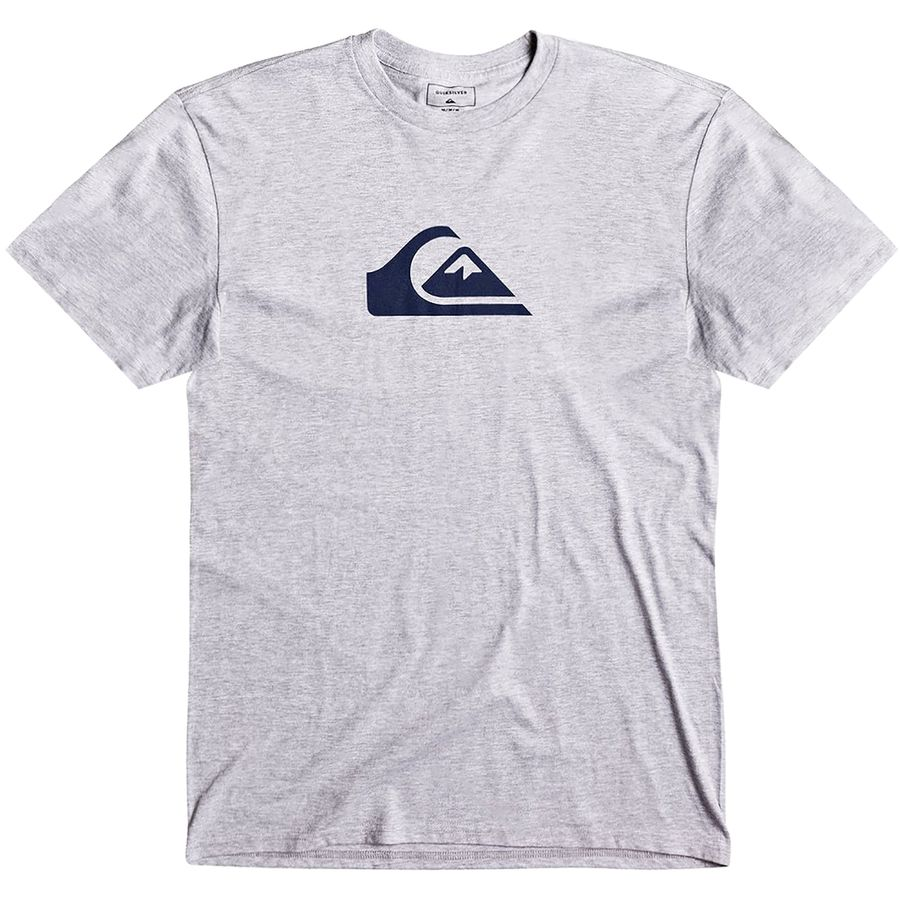 Quiksilver Mw Classic Short-Sleeve T-Shirt - Mens