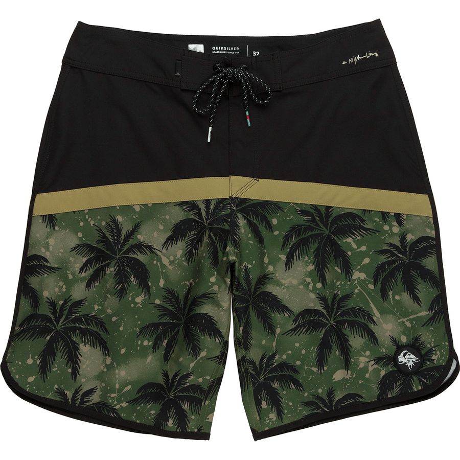 Quiksilver Crypt Scallop 20 Board Short - Mens
