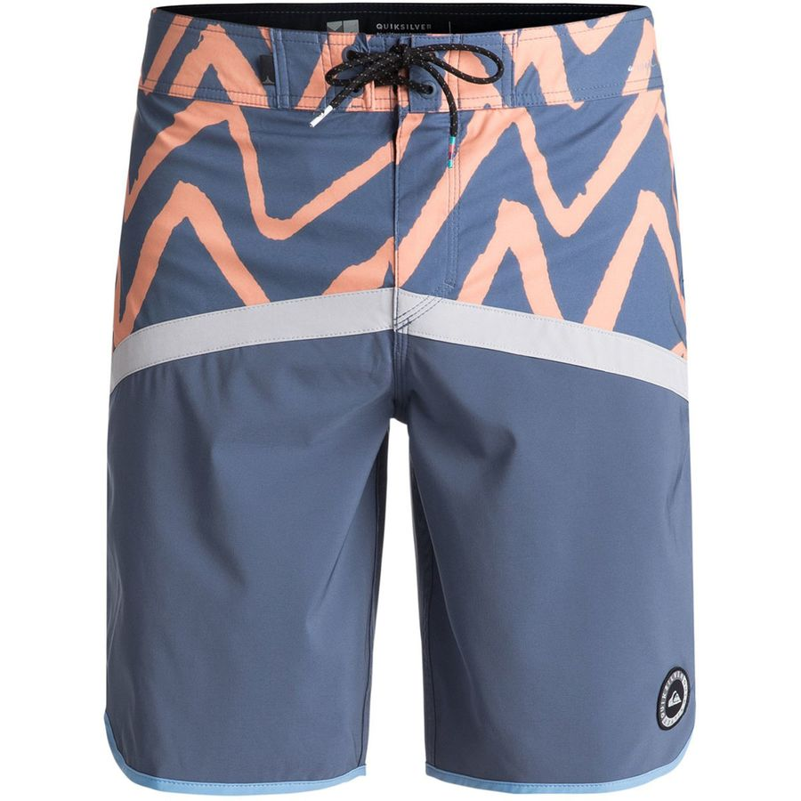Quiksilver Highline Techtonics 20in Board Short - Mens