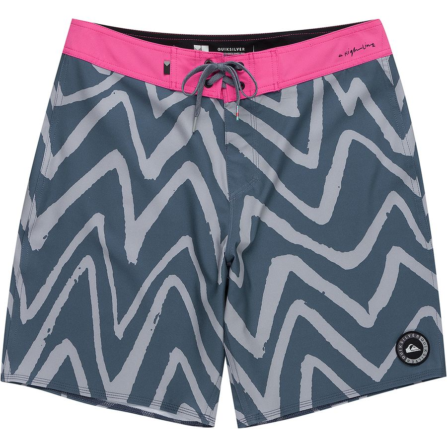 Quiksilver Highline Variable 19in Board Short - Mens