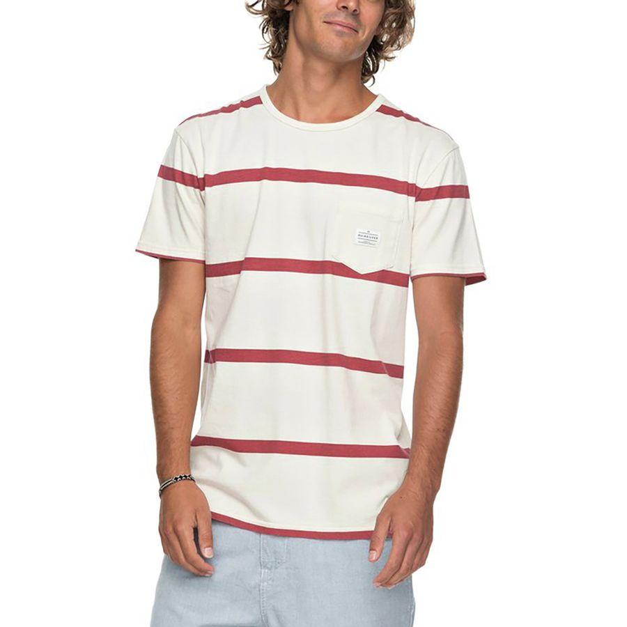 Quiksilver New Maxed T-Shirt - Mens