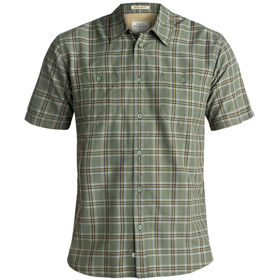 Quiksilver Wake Shirt - Mens