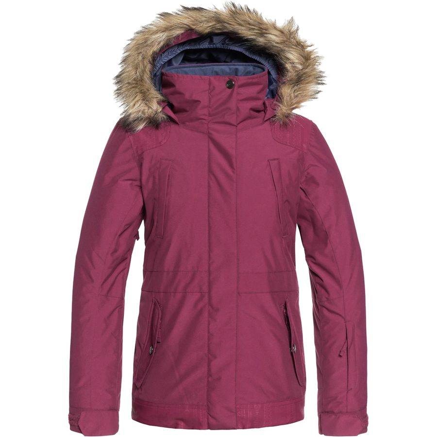 79826b8fb Roxy Tribe Hooded Jacket - Girls' | Backcountry.com