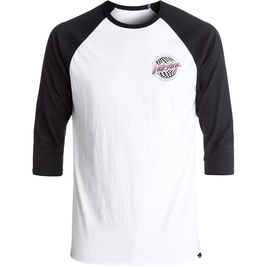 Quiksilver Sandstorm T-Shirt - Mens