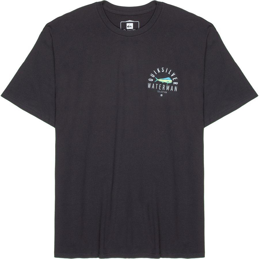 Quiksilver Fish Hero T-Shirt - Mens