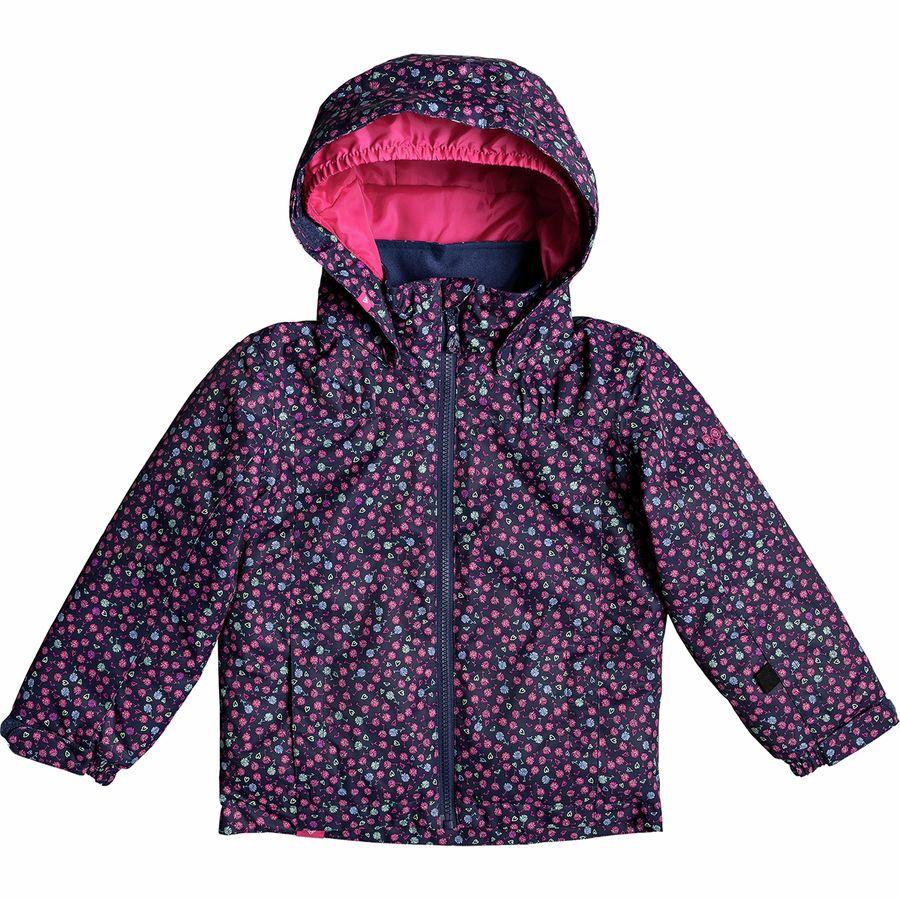 a8715405aeb Roxy Mini Jetty Hooded Jacket - Toddler Girls'