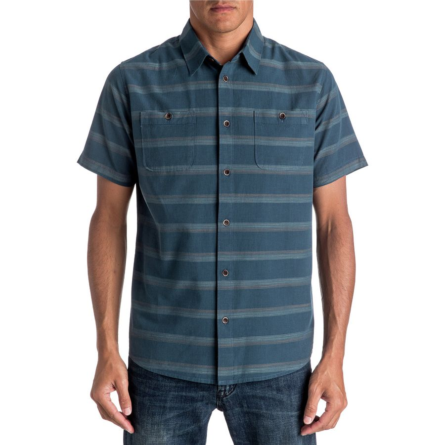 Quiksilver Waterman St Vincent Shirt - Mens