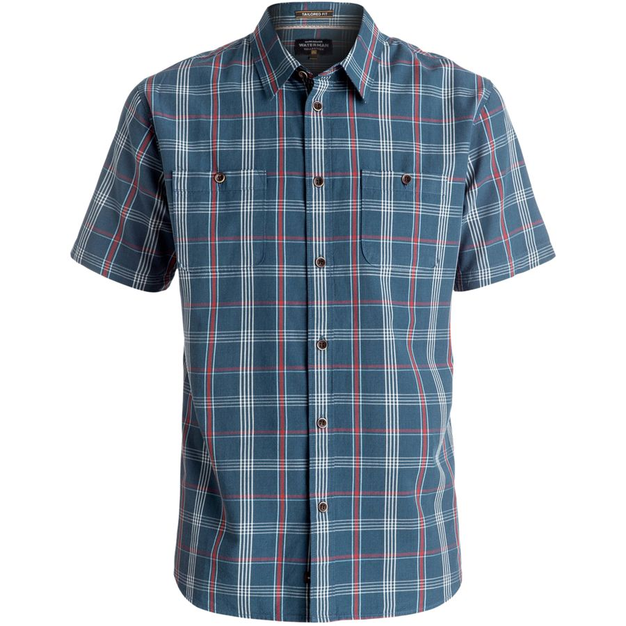 Quiksilver Waterman Reform Shirt  - Mens