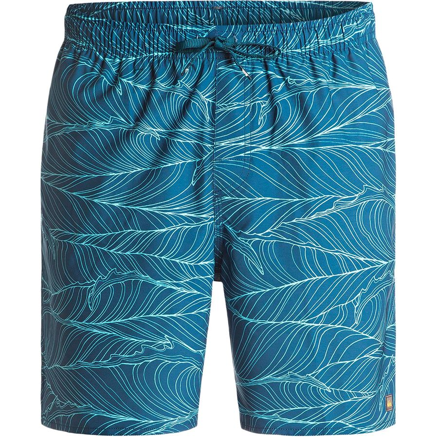 Quiksilver Waterman Tres Casas Swim Trunk - Mens