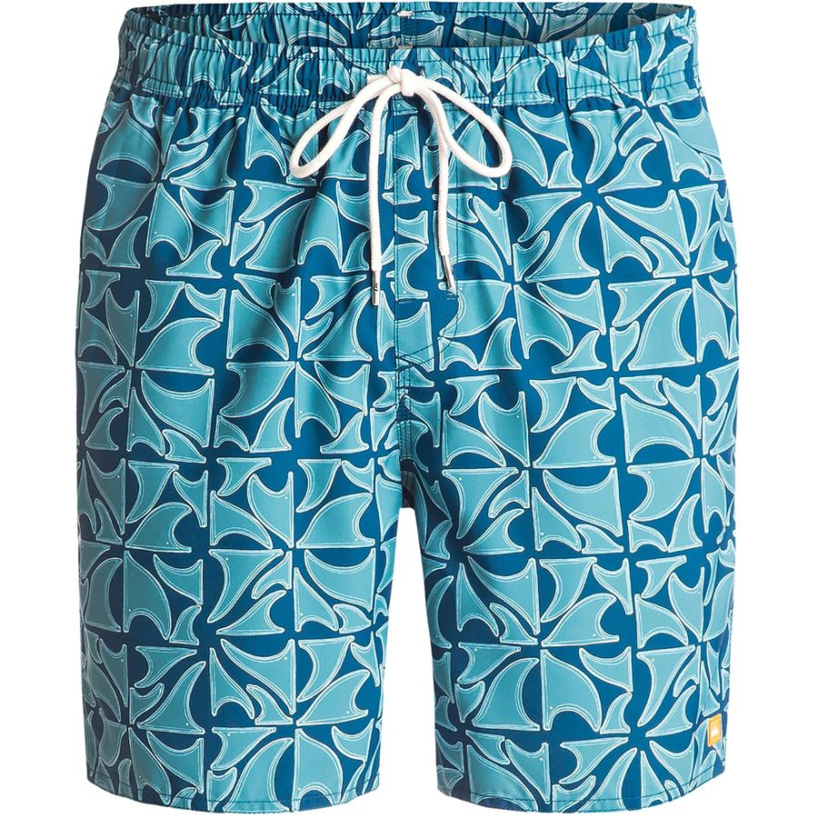 Quiksilver Waterman Fintastica Swim Trunk - Mens