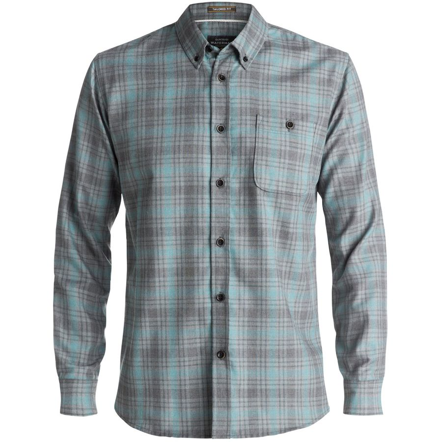 Quiksilver Waterman Cortez Straight  Shirt - Mens