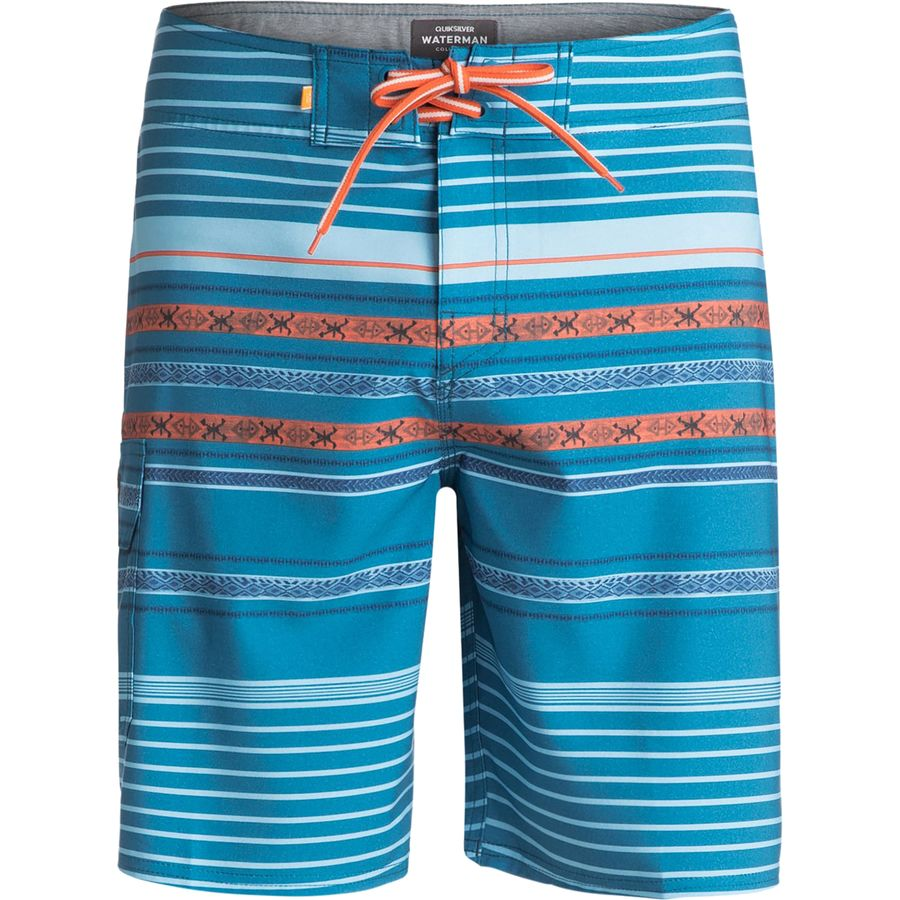 Quiksilver Waterman Inca Stripe Board Short - Mens