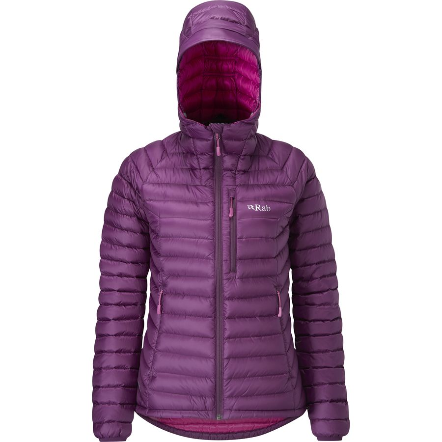 Rab Microlight Alpine Down Jacket - Women's | Backcountry.com