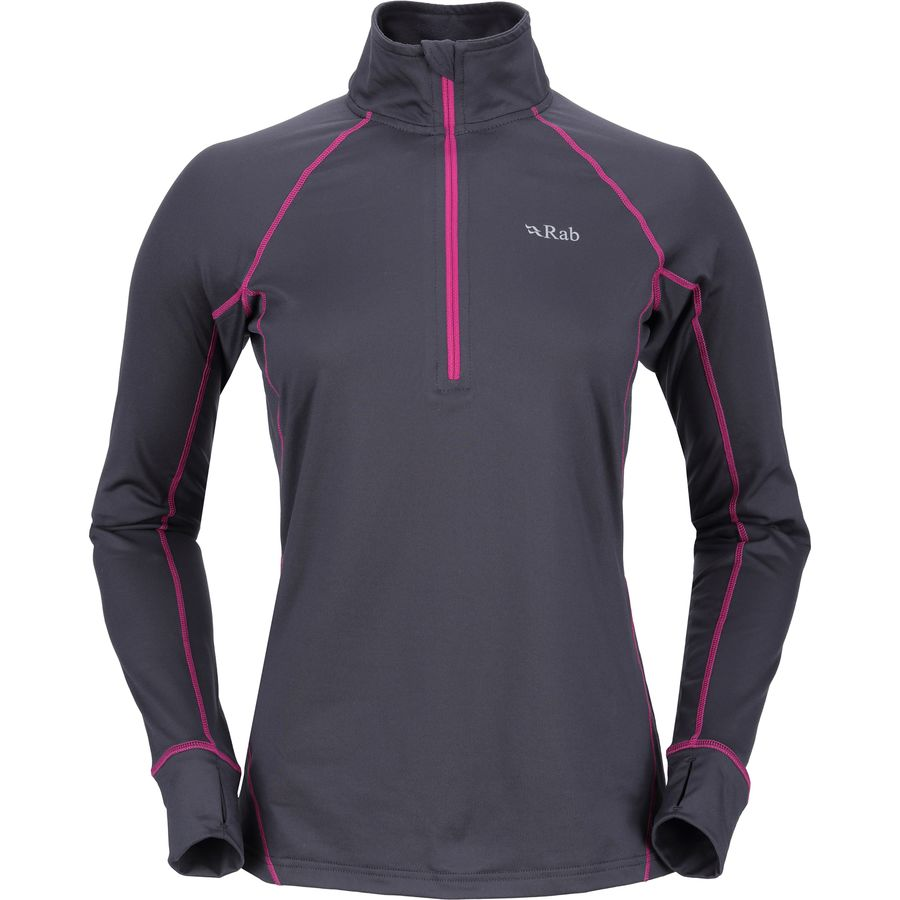 Rab Flux Pull-On Top - Womens