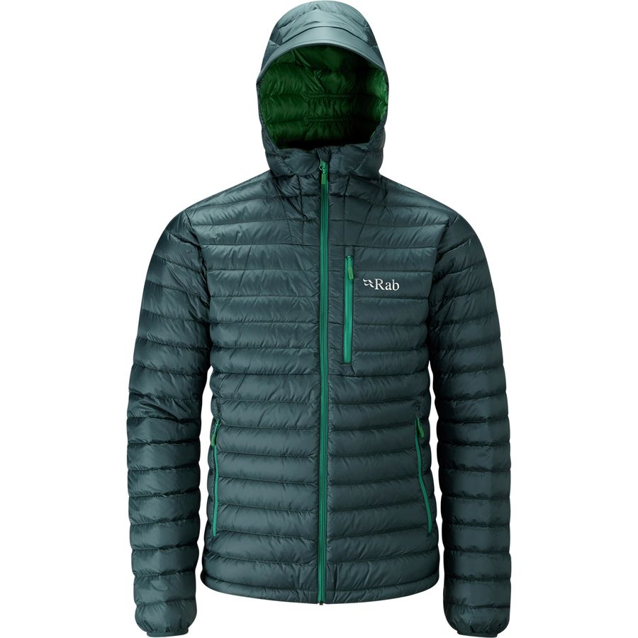 Rab Microlight Alpine Down Jacket - Men's | Backcountry.com