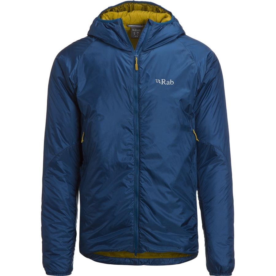 0c14f663446 Rab Xenon-X Hooded Insulated Jacket - Men s