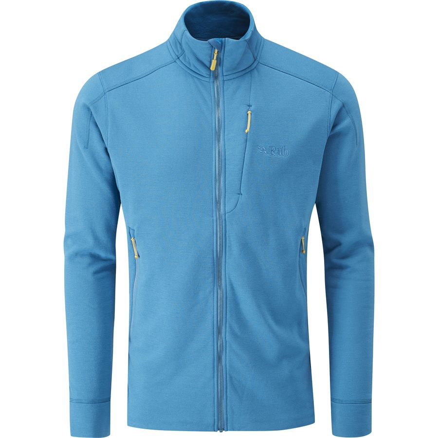 Rab Power Wool Fleece Jacket - Mens