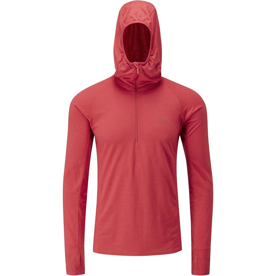 Rab Merino Plus 160 Hooded Top - Mens