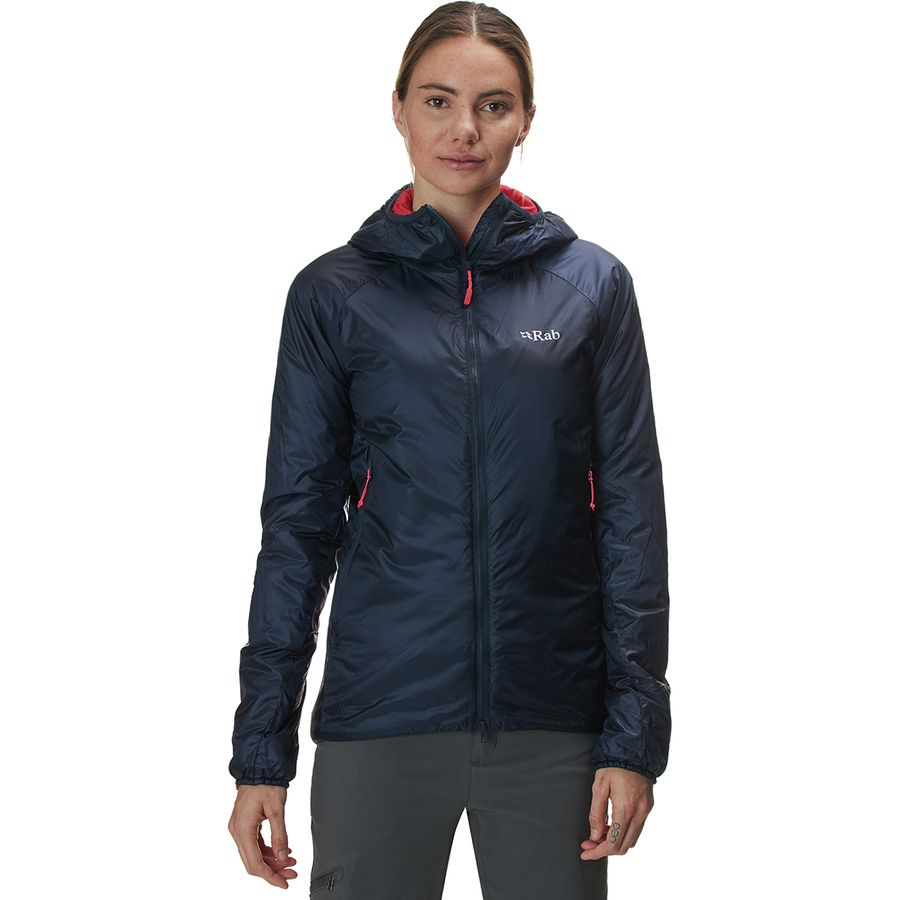 Rab Xenon X Insulated Hooded Jacket Women S
