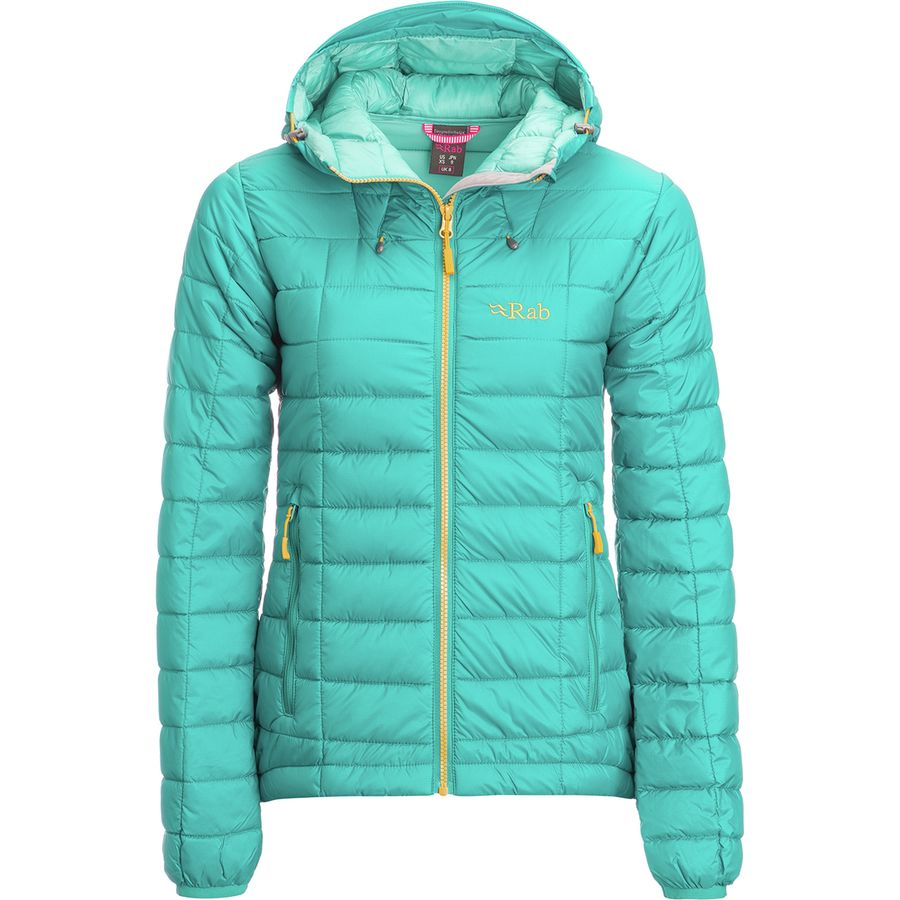 Rab Nebula Hooded Insulated Jacket Women S Steep Amp Cheap