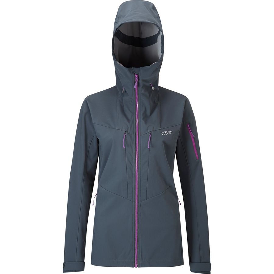 Rab Upslope Softshell Jacket - Womens