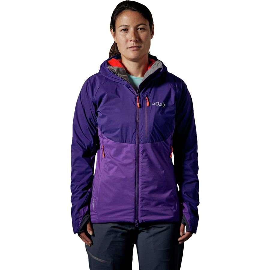 711873996 Rab Alpha Direct Insulated Jacket - Women's
