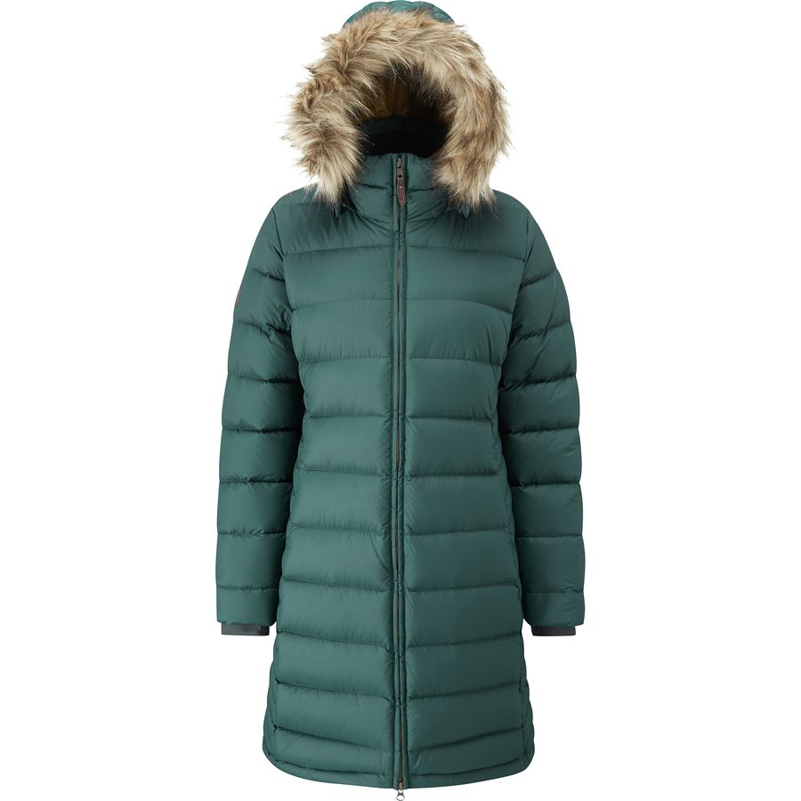 Rab Deep Cover Parka - Womens