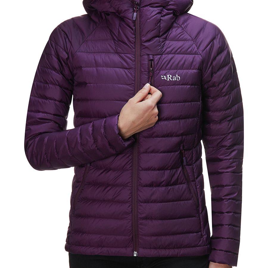 1cb9b6a2f69 Rab Microlight Alpine Down Jacket - Women s