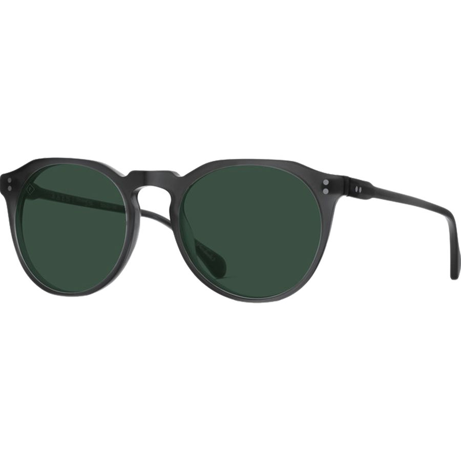 4f9067a78f RAEN optics - Remmy 52 Polarized Sunglasses - Matte Grey Crystal Green