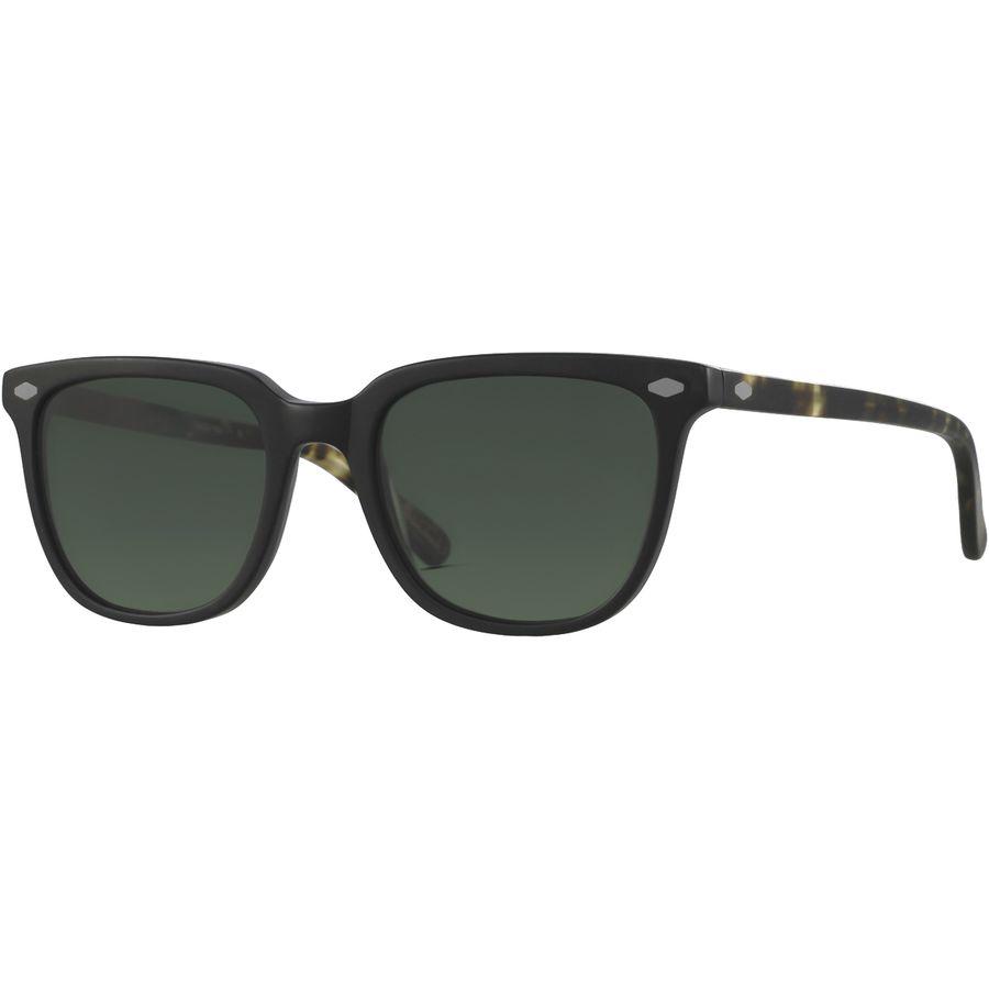 946b3a3914d RAEN optics - Arlo Polarized Sunglasses - Matte Black Matte Brindle Green