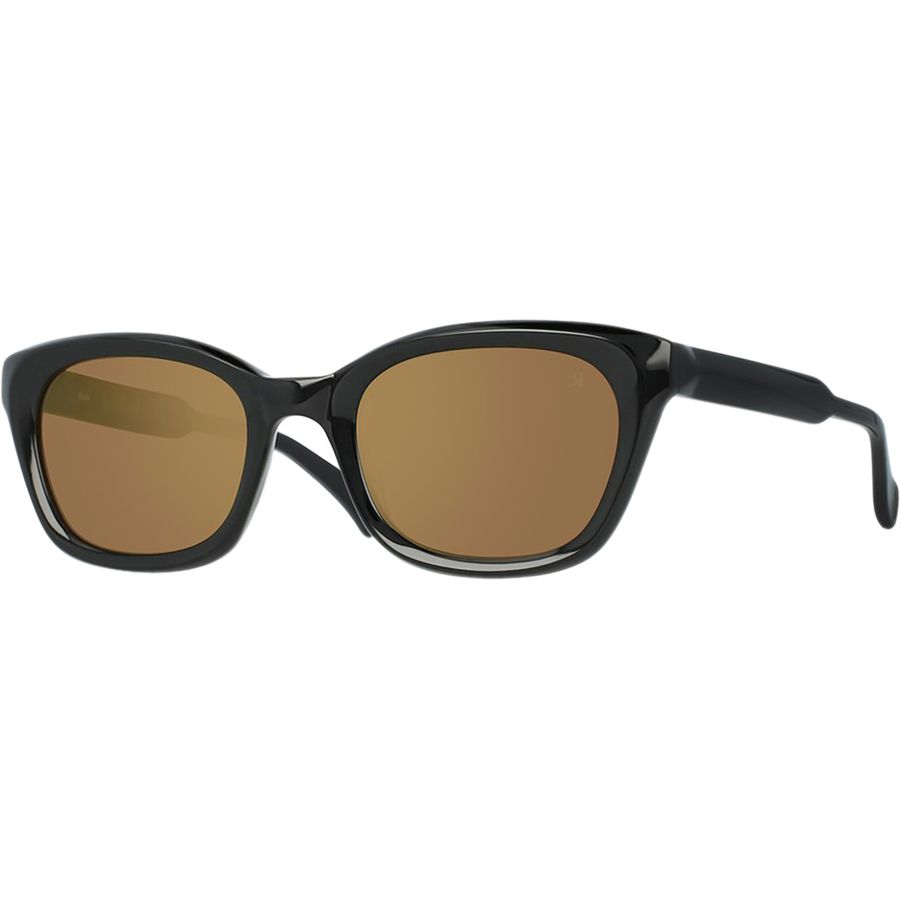 cc25d78a7a RAEN optics - Clemente Sunglasses - Women s - Polished Black Carmel Mirror