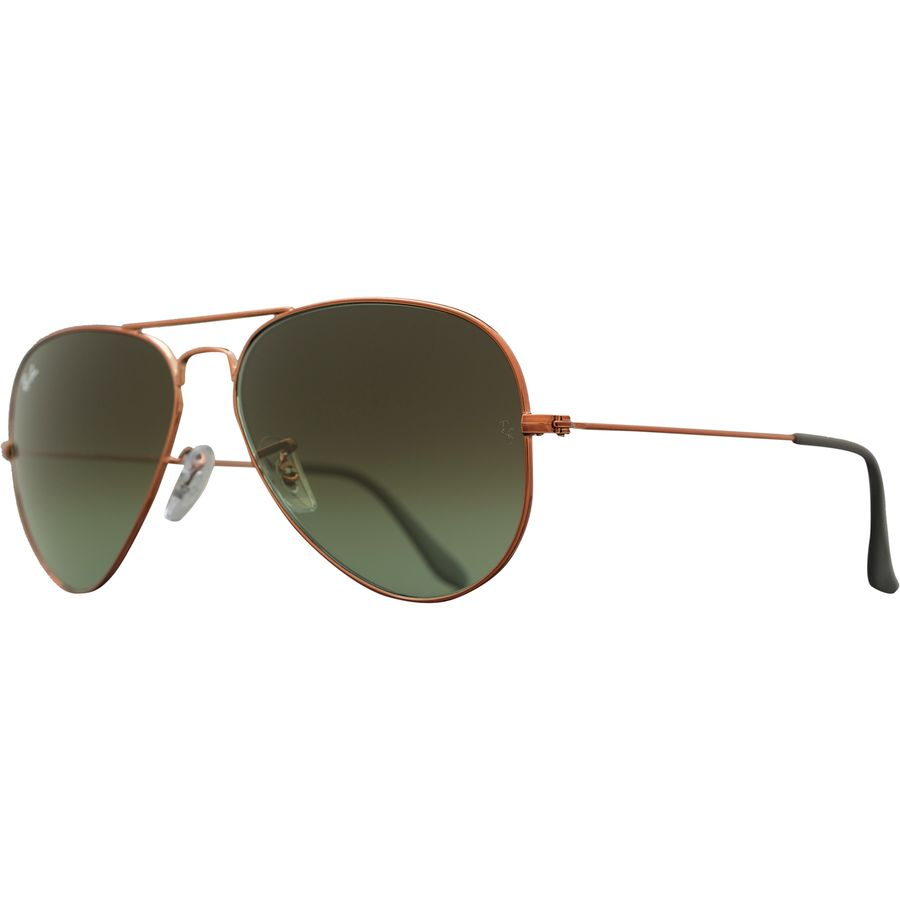 Ray Ban Aviator Large Metal Sunglasses Backcountry Com