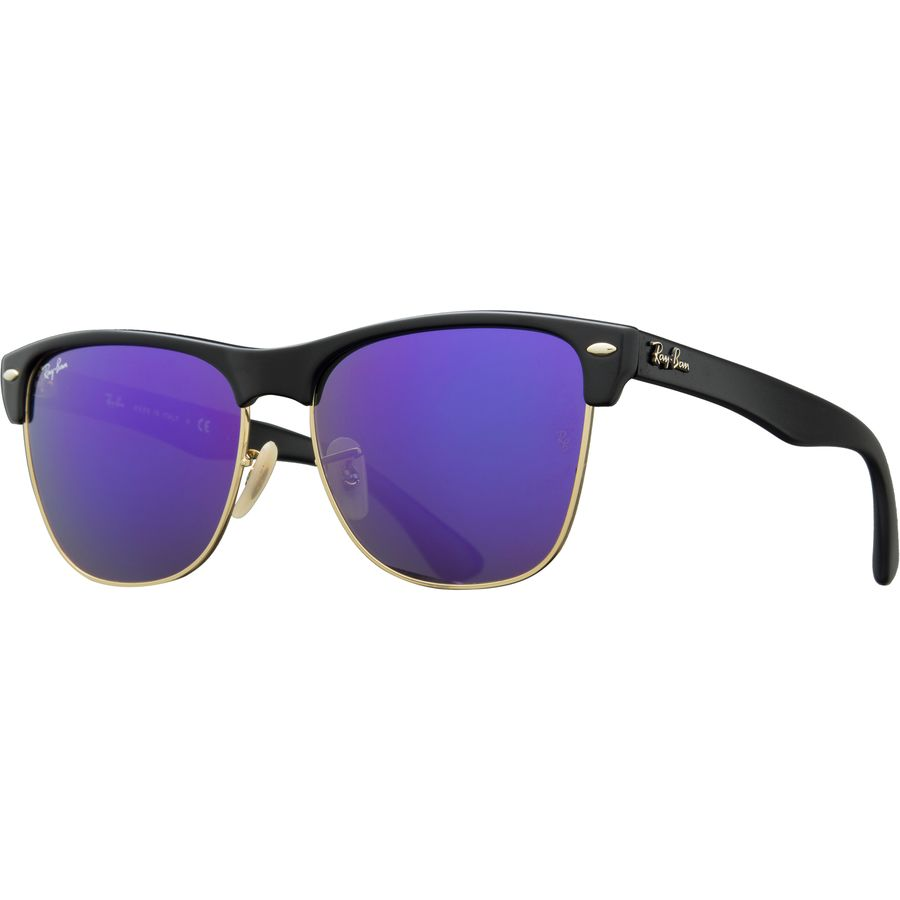Ray-Ban Clubmaster Oversized Sunglasses - Men's